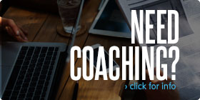 Need Coaching? Click for more info...