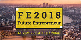 The Future of the Entrepreneur - IOD, London - Nov 23 . Click for more info...